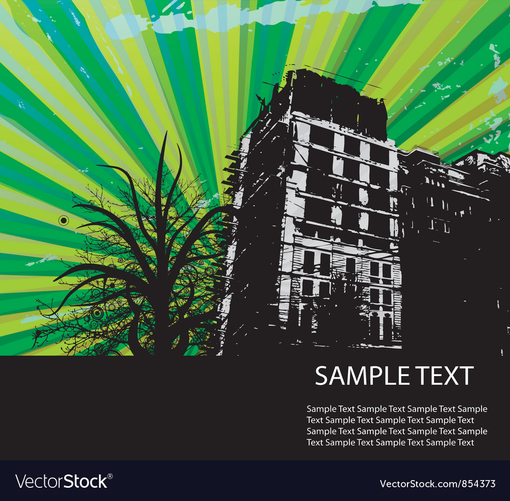 Grunge urban vector | Price: 1 Credit (USD $1)