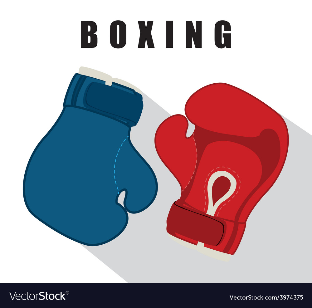 Boxing sport vector   Price: 1 Credit (USD $1)