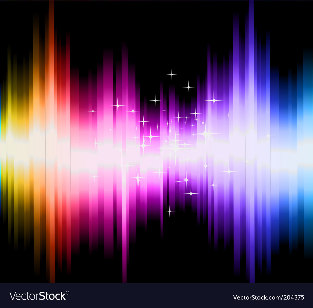 Magic gradient background vector | Price: 3 Credit (USD $3)
