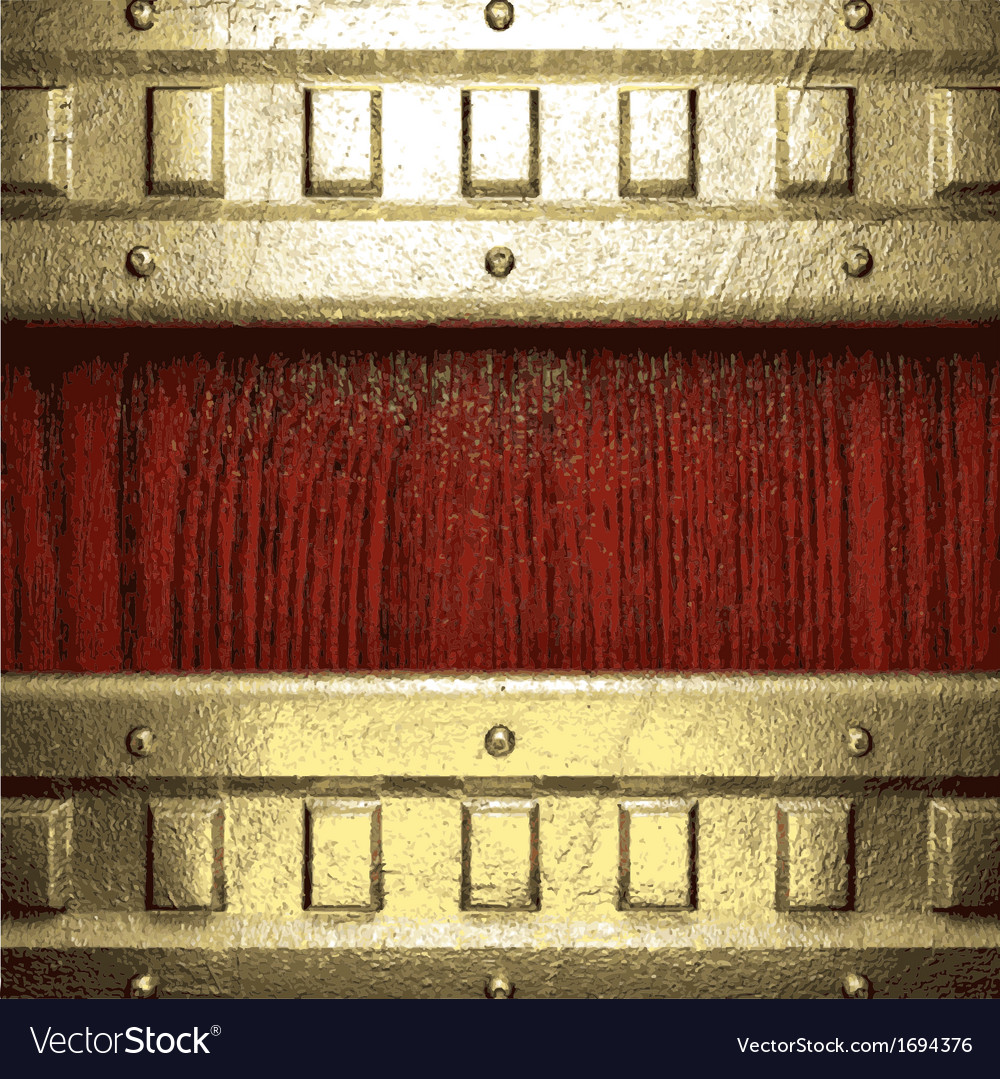 Gold and wood background vector | Price: 1 Credit (USD $1)