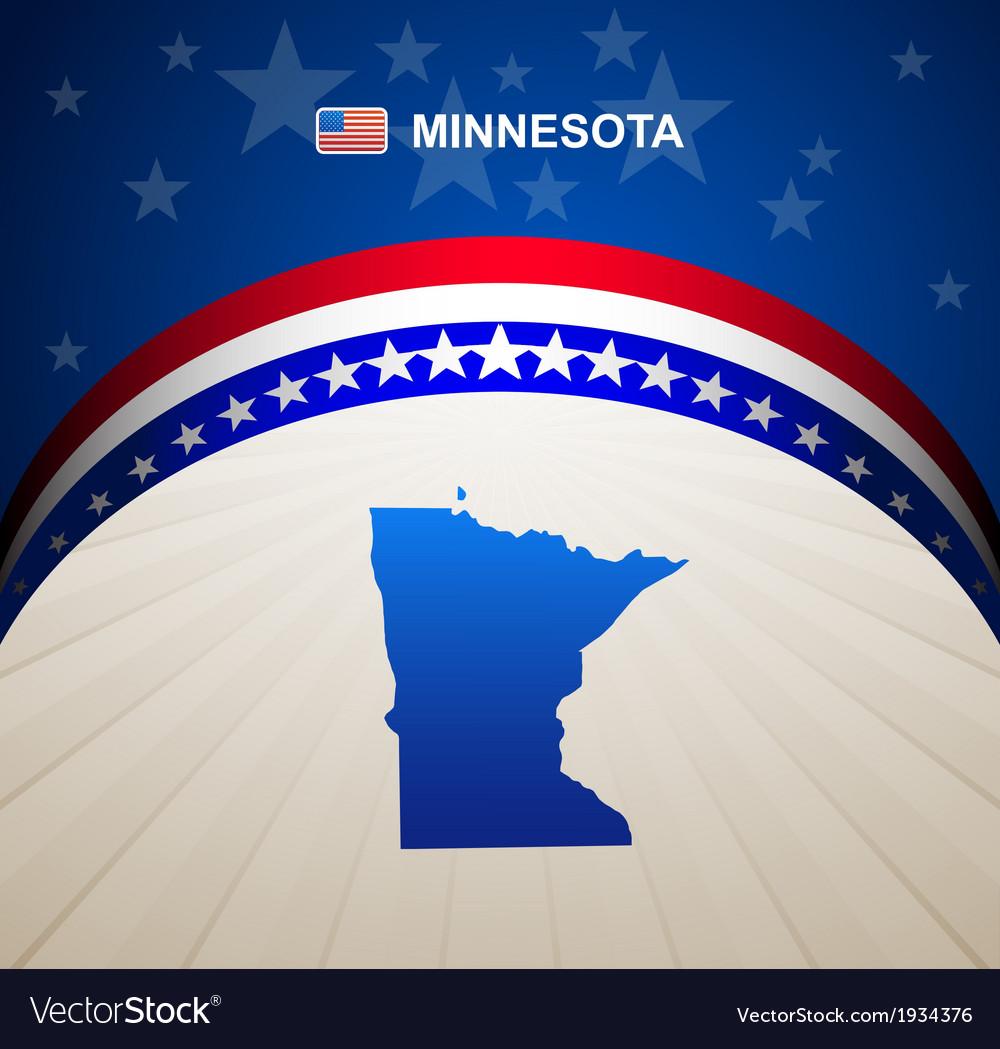 Minnesota vector | Price: 1 Credit (USD $1)
