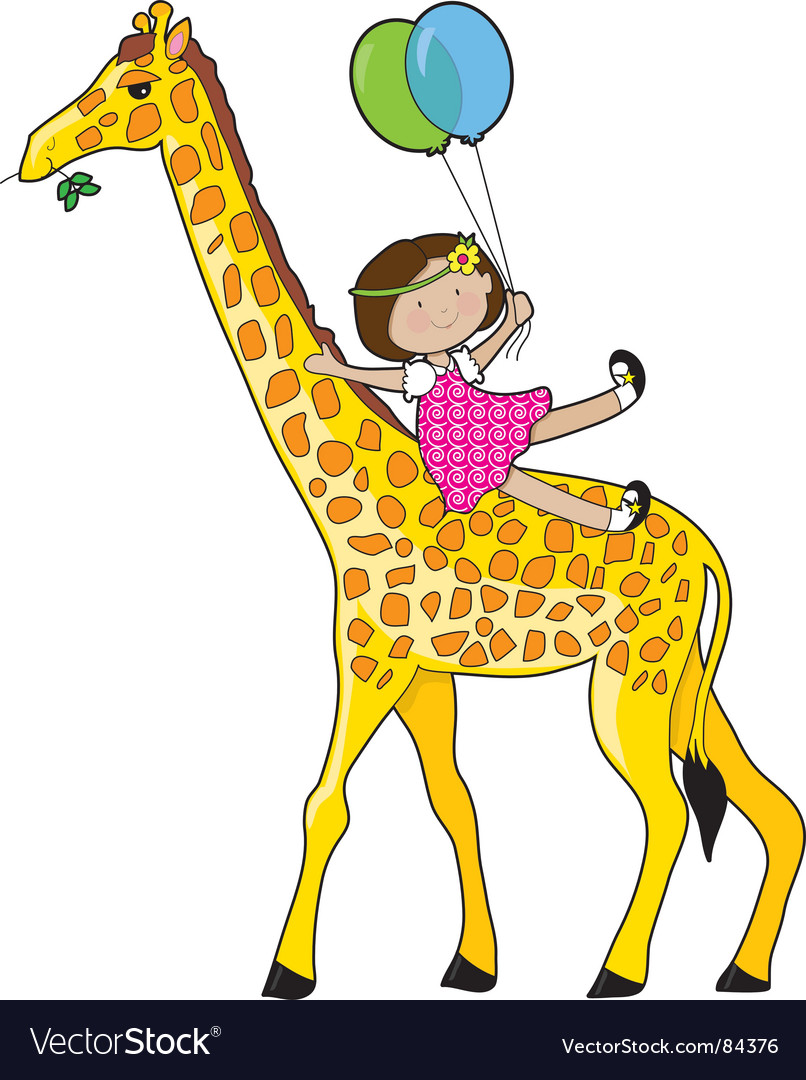 Natalie's giraffe vector | Price: 3 Credit (USD $3)