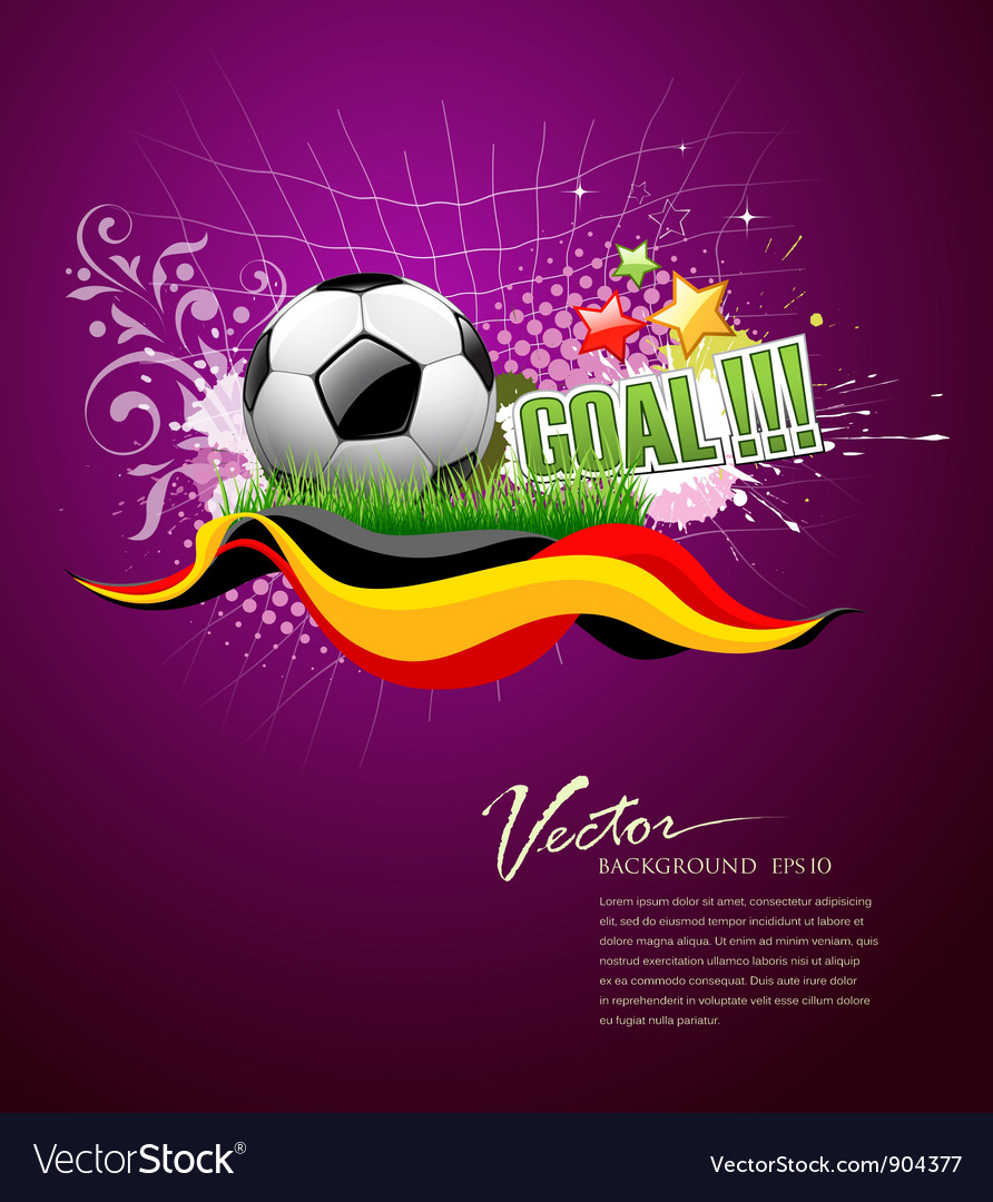 Football goal vector   Price: 3 Credit (USD $3)