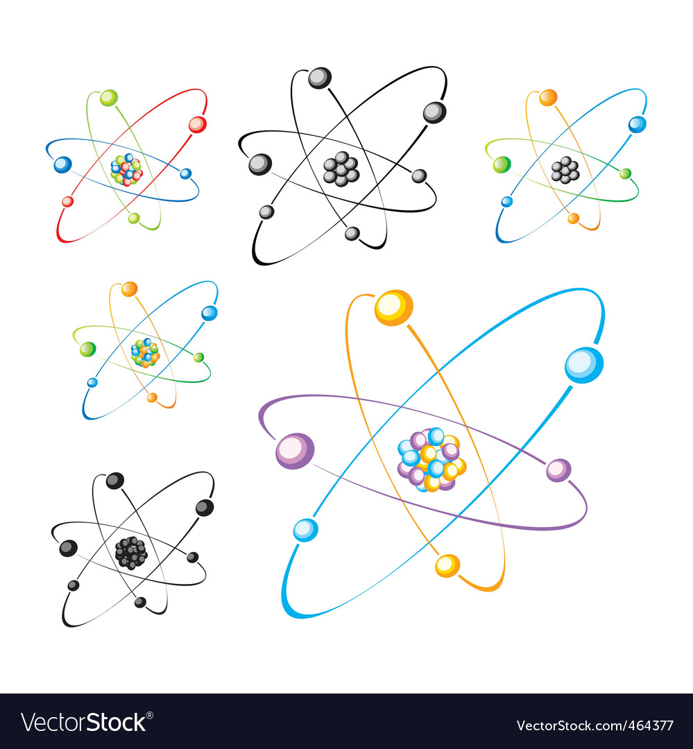 Molecule set vector | Price: 1 Credit (USD $1)