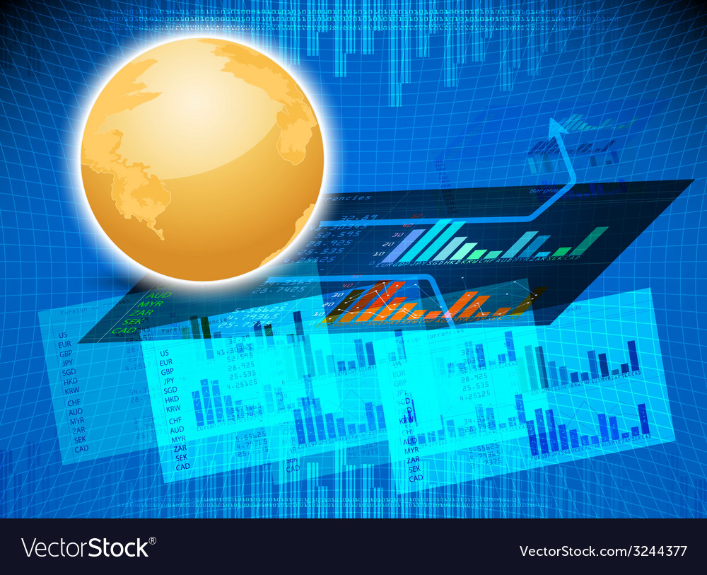 Trade and business background vector   Price: 1 Credit (USD $1)