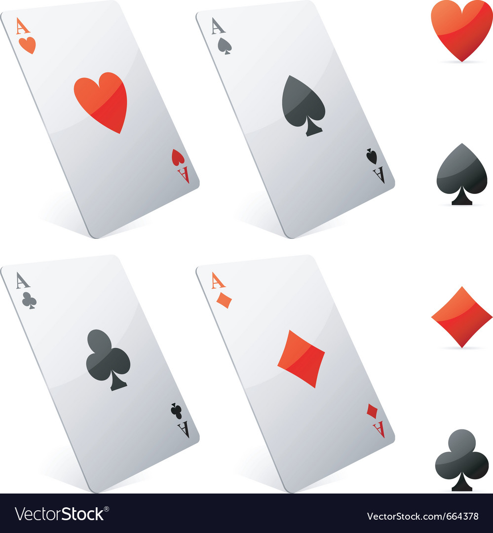 Game cards vector | Price: 1 Credit (USD $1)