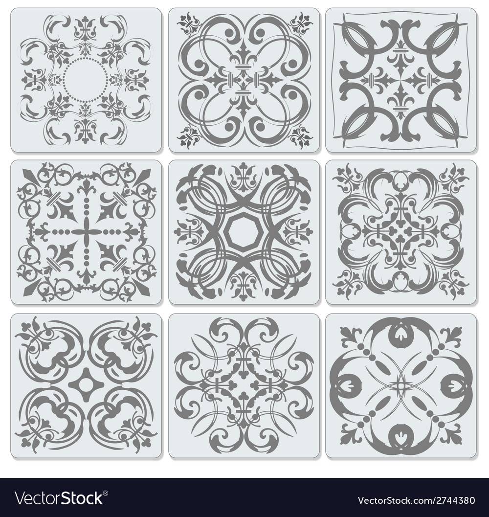 Al 0616 tiles vector | Price: 1 Credit (USD $1)
