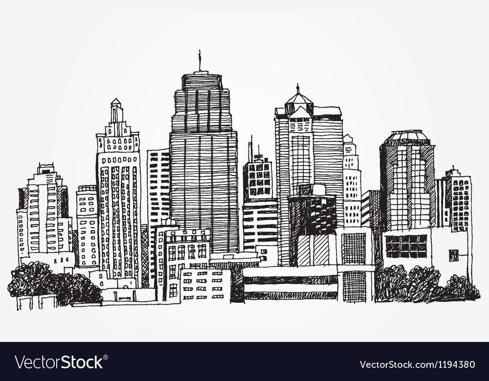 Big city vector   Price: 1 Credit (USD $1)
