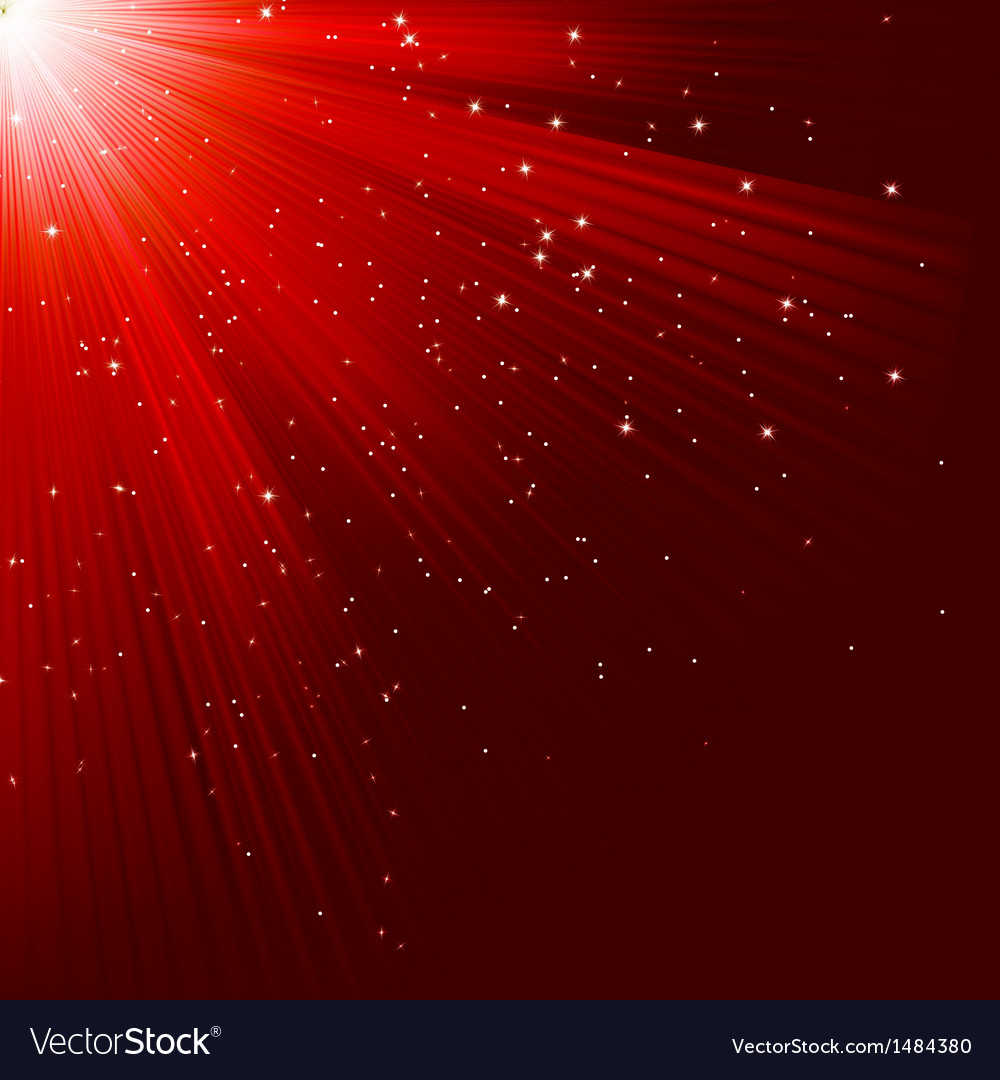 Great christmas texture with shining stars eps 10 vector