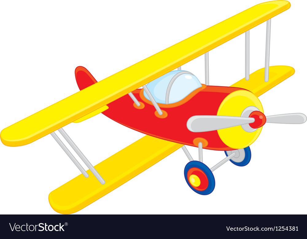 Plane vector | Price: 1 Credit (USD $1)