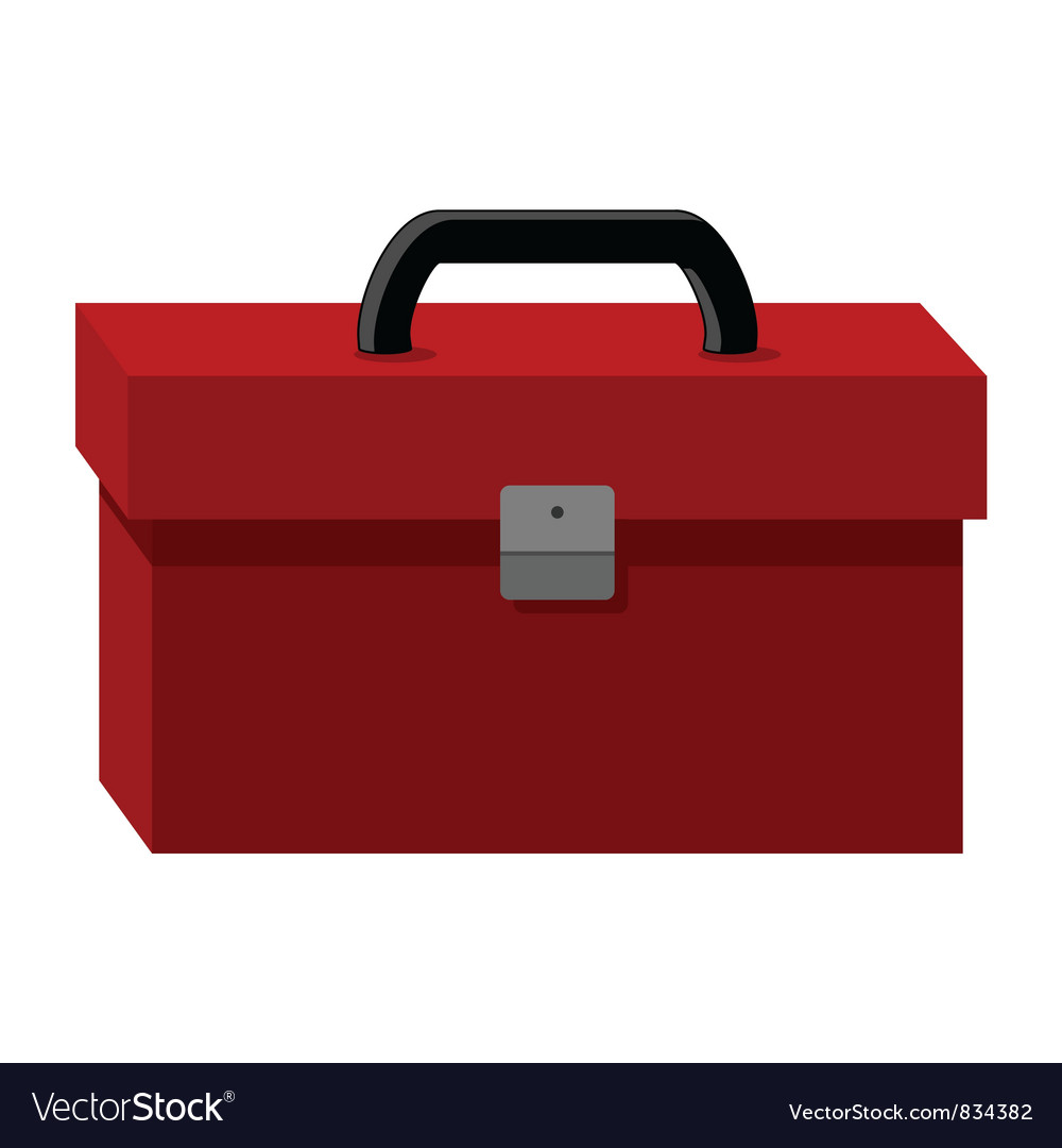 Tool box vector | Price: 1 Credit (USD $1)