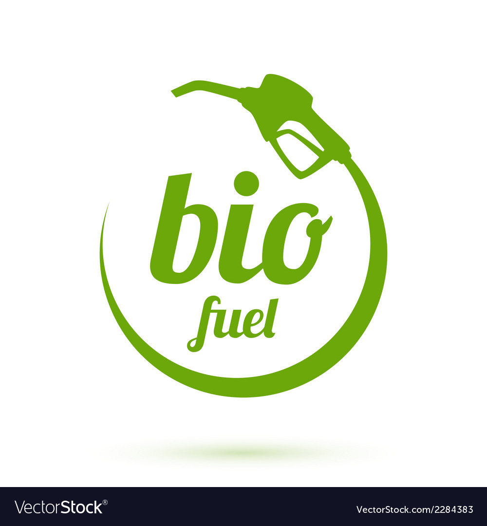 Bio fuel icon vector | Price: 1 Credit (USD $1)