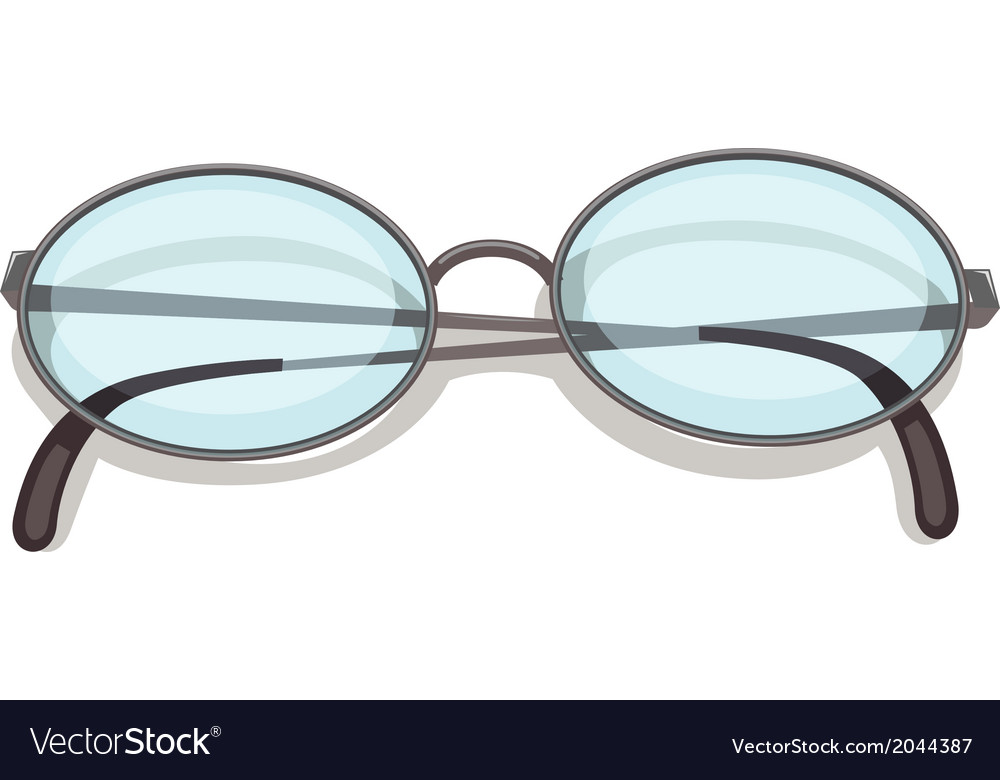 An eyeglass vector | Price: 1 Credit (USD $1)