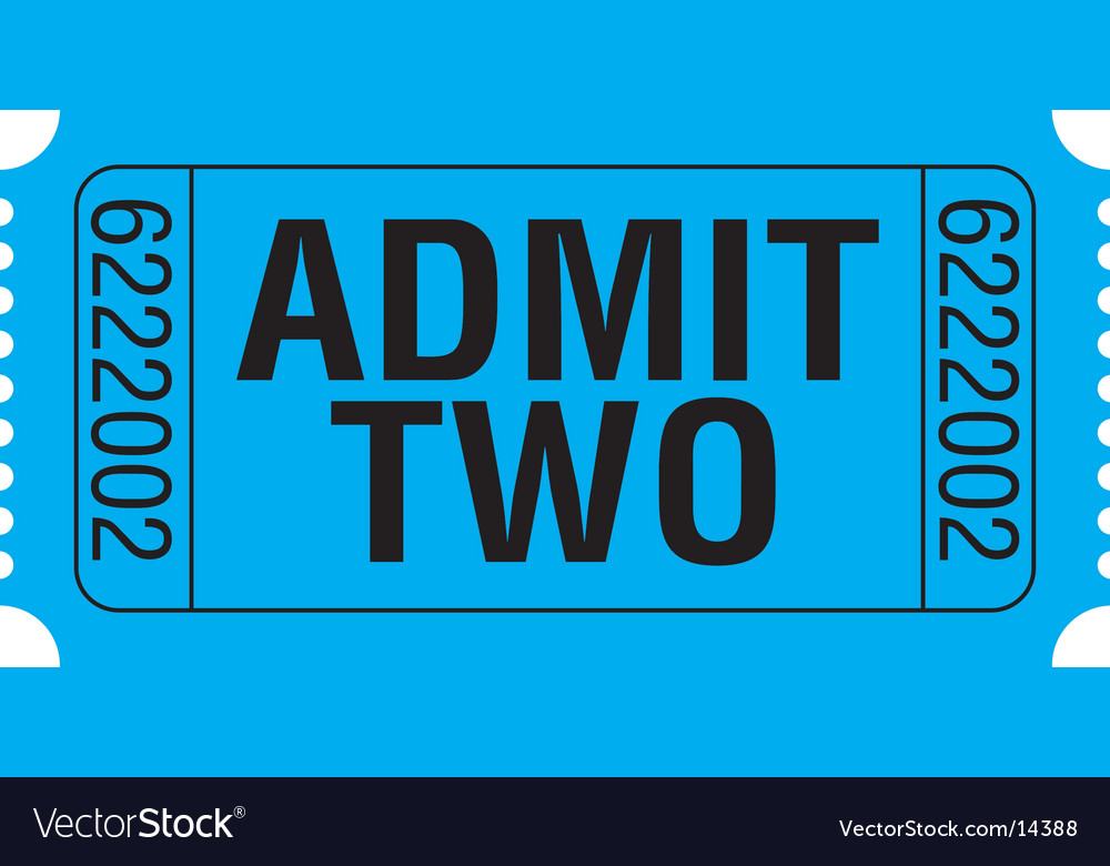 Admit vector | Price: 1 Credit (USD $1)