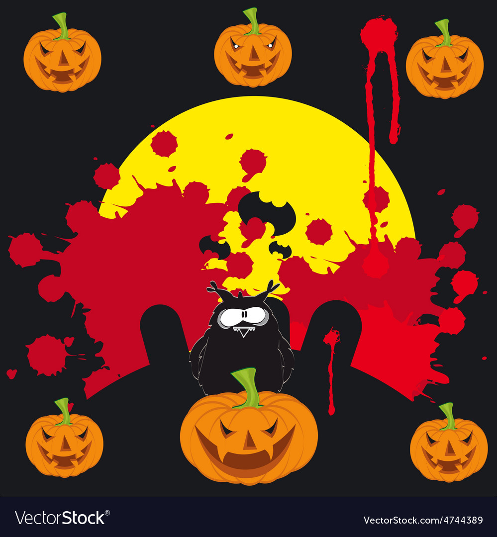 Halloween 13 resize vector | Price: 1 Credit (USD $1)