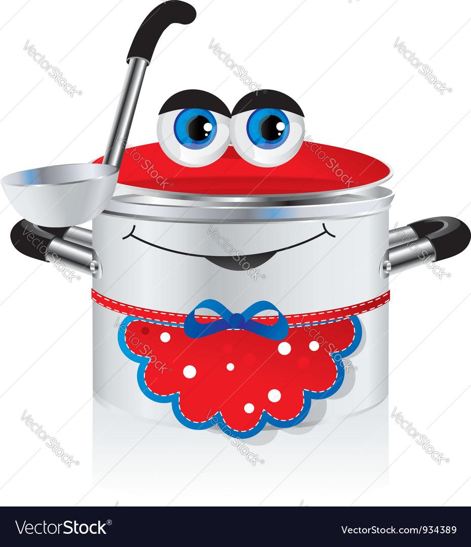 Happy pan vector   Price: 1 Credit (USD $1)