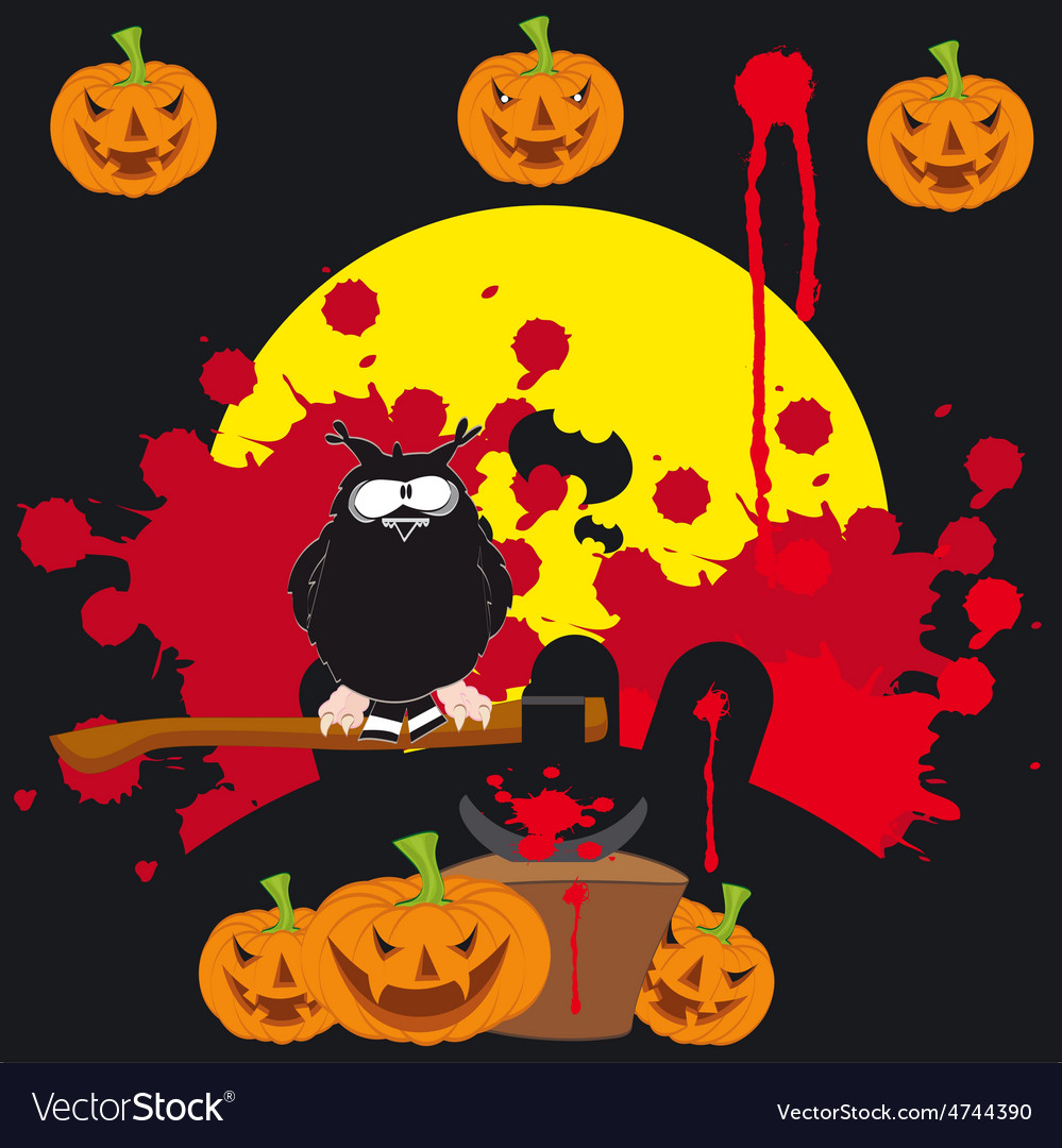 Halloween 12 resize vector | Price: 1 Credit (USD $1)
