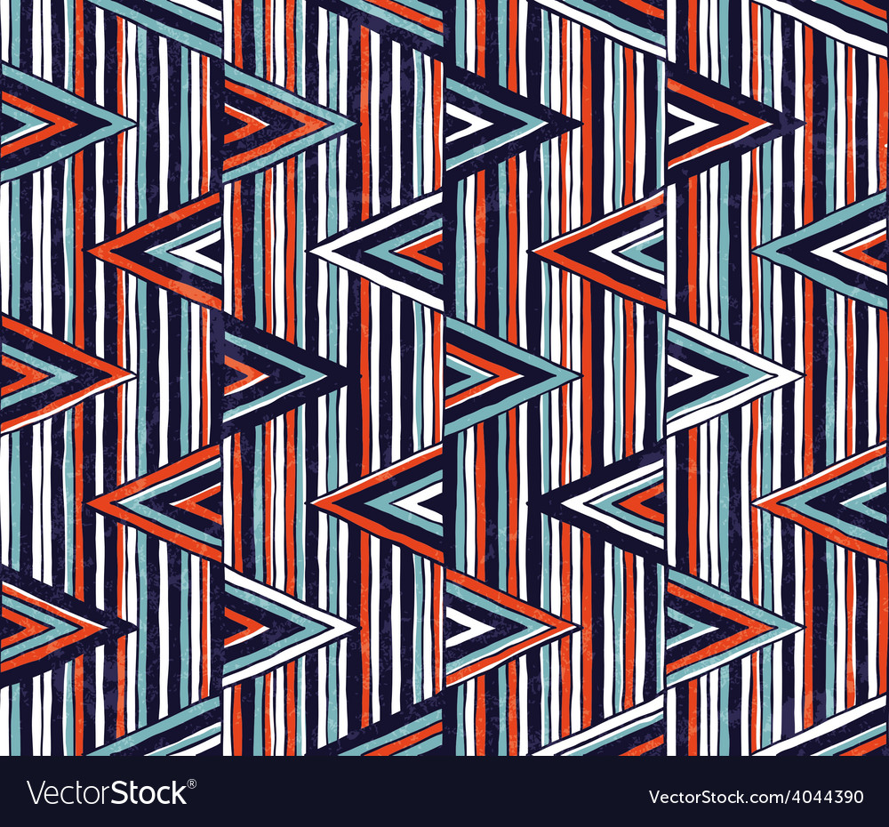 Tribal pattern vector | Price: 1 Credit (USD $1)