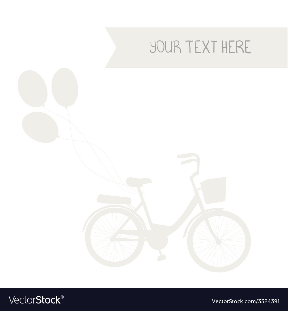 Byciclepink5 vector | Price: 1 Credit (USD $1)