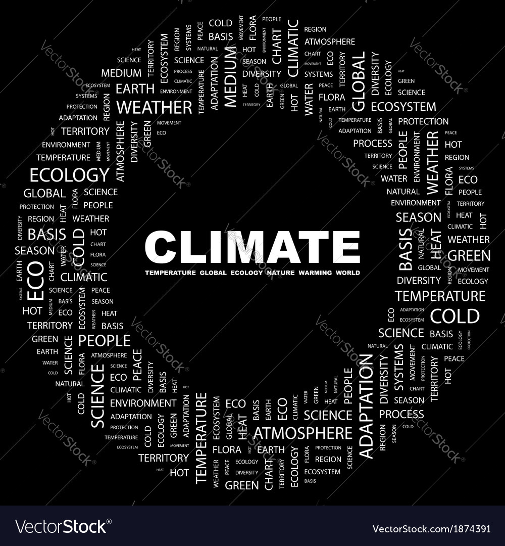 Climate vector | Price: 1 Credit (USD $1)