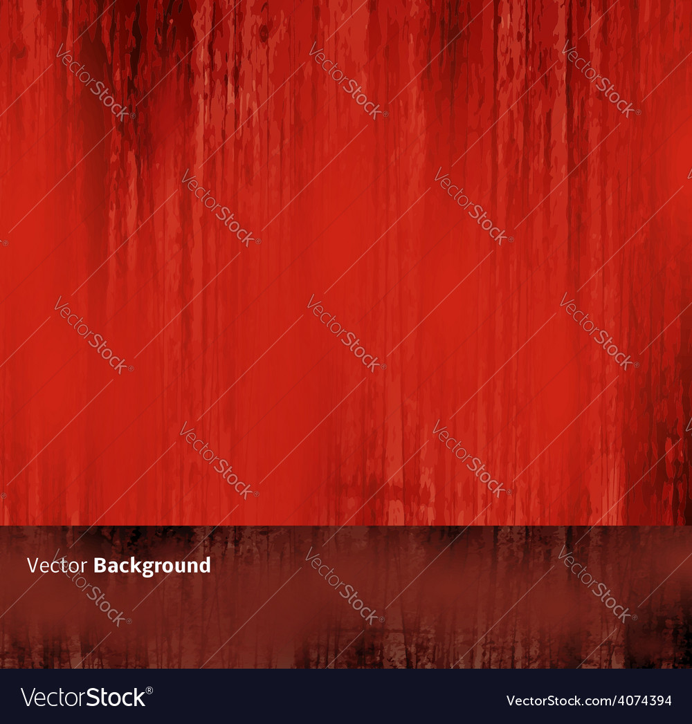 Red grunge abstract background vector | Price: 1 Credit (USD $1)