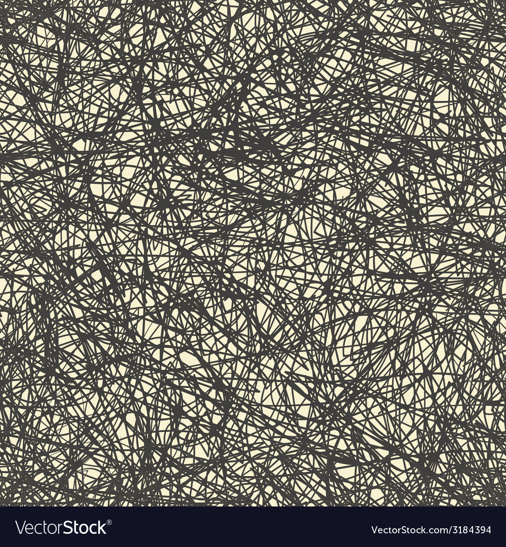 Seamless scribble pattern vector | Price: 1 Credit (USD $1)