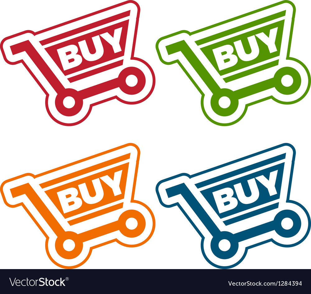 Shopping cart tags vector   Price: 1 Credit (USD $1)