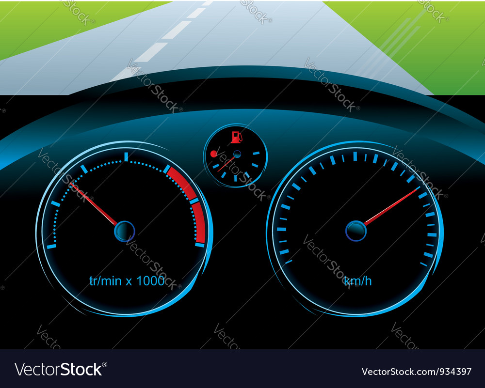 Dashboard vector | Price: 1 Credit (USD $1)