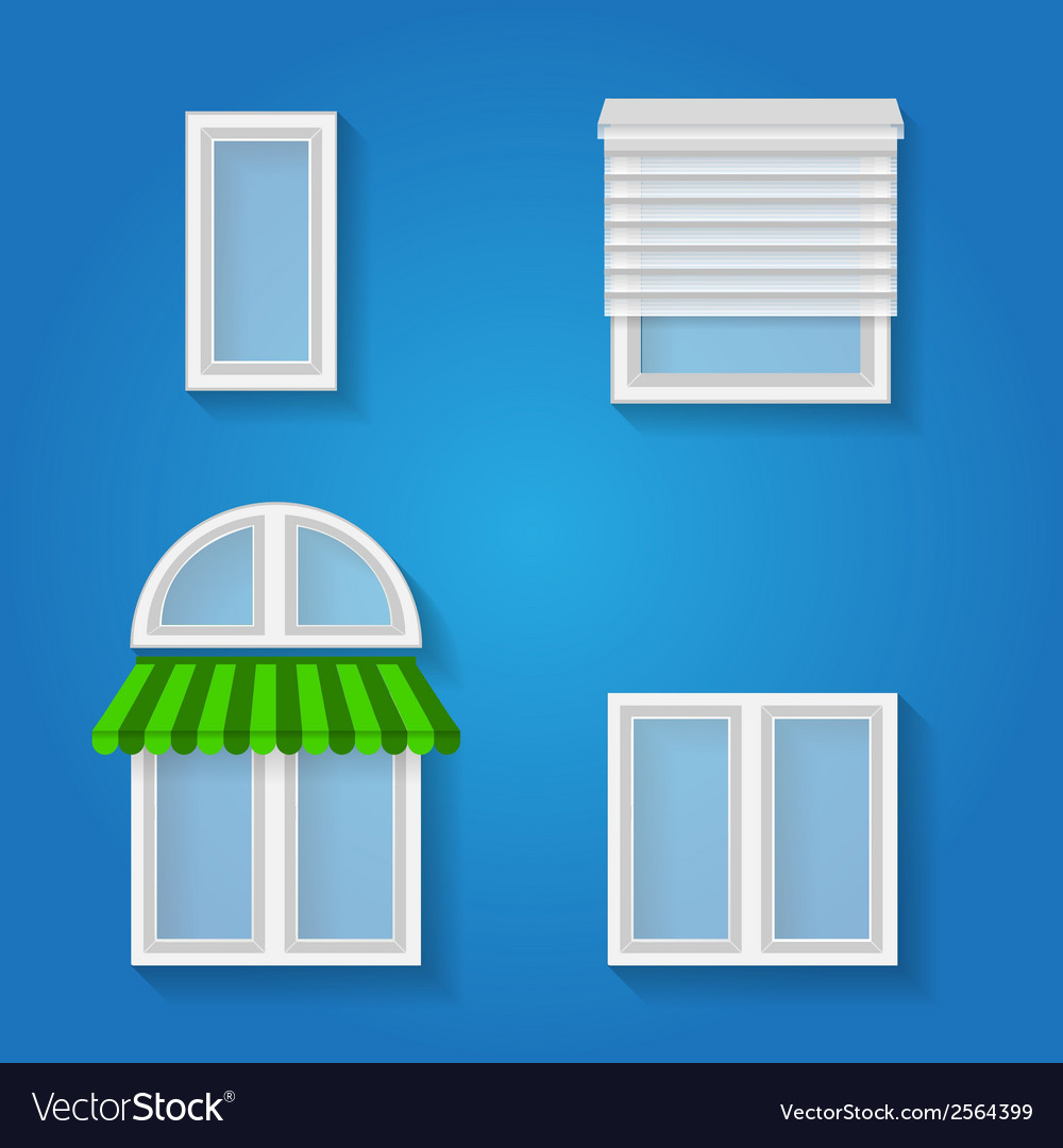 Icons for windows vector | Price: 1 Credit (USD $1)