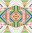 Abstract compilation of colored backgrounds vector