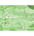 Grungy green ink background vector