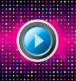 Play disco vector