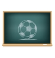 Board sport ball vector