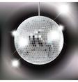 Mirror disco ball eps10 vector