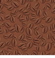 Coffee background - seamless pattern vector