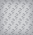 Abstract steel white gray texture seamless pattern vector