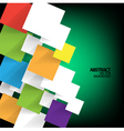 Abstract note background vector
