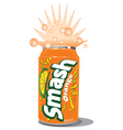 Soda can vector