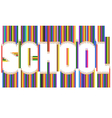 School pencils vector