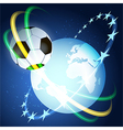 Soccer space vector