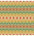 Seamless ornament in ethnic style vector