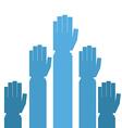 Hands desing vector
