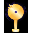 Music award vector