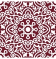 Abstract arabic or persian seamless ornament vector