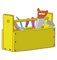 Tool box vector