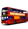Al 1003 city bus vector