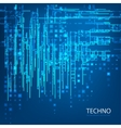 Techno 5 vector