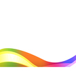 Wave abstract backgrounds vector