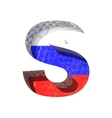 Russian cutted figure s paste to any background vector