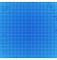 Blueprint background with spots vector